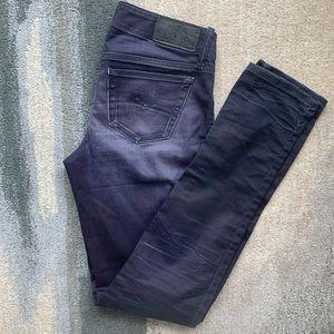 NWOT Diesel Grupee skinny jeans 25